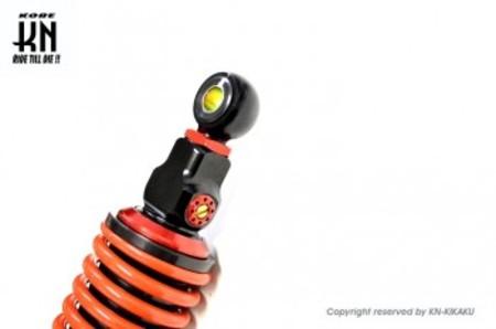 YSS リアショック【365-380mm】G-SP【減衰調整式/車高調整式】