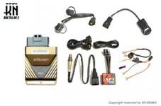 aRacer(アレーサー)【RC Super2 チタンゴールド限定セット品】【GROM/MSX125】+bLink2 ワイヤレスモジュール+AF1 O2モジュール+ハーネス+記念キャップ