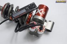 SHARKFACTORY X2E R25/R3/MT-25/MT-03 高性能電制リアサスペンション【カラー&スペックオーダー見積り】