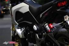 SHARKFACTORY X2 GROM/MSX125 高性能リアサスペンション【カラー&スペックオーダー見積り】
