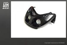 BCD ヘッドライト【ブラック】AEROX/NITRO【12V20W】