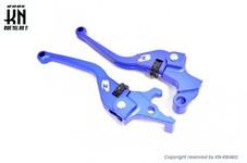 RCB 調整式ブレーキレバー【R25/R3MT25/MT3】ブルー