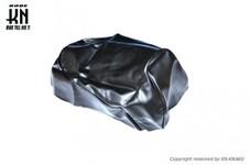 シートカバー 【セピア/CA1EA】ブラックゴムなし【張替タッカー用】ブラック