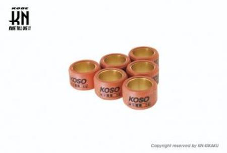 KOSO ウエイトローラー 16×13 ホンダスクーター系【3.5g】