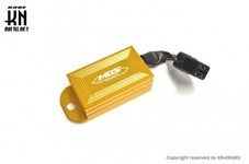 MOS O2センサーキャンセラー【シグナスX(2/3型)BW'S125/X(1型)TMAX530】ゴールド
