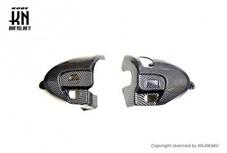 スイッチカバー シグナスX 1型【SE12J】カーボンプリント
