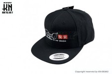 STAGE6 Baseball Cap Stage6 Snapback Black