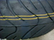 KENDA 120/90-10 チューブレス ロードタイヤ K413