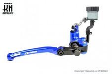 RCB 鍛造ラジアルポンプマスターシリンダー【S1】14mm【右】ブルー