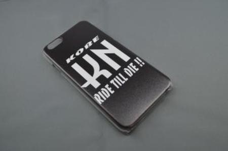 携帯デザインケース for 【iphone6 Plus】 KN-KOBE