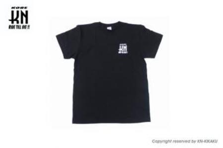 KNハイクオリティーTシャツ2018【ブラック】Sサイズ