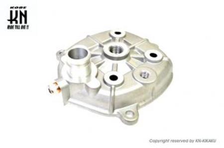 KN EX3ポート 水冷アルミメッキボアアップKIT 【ヤマハ50cc横型エンジン】68cc