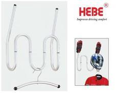 HEBE ヘルメット&ウエアー&グローブ ホルダー【ダブル】