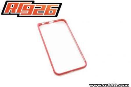 【iphone6】アルミバンパー【RC926】レッド