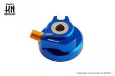 アルミメーターギア【NCY】BW'S125【1型専用】ブルー