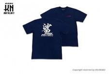 SHARKFACTOR Tシャツ【2021】3XLサイズ【Navy blue】