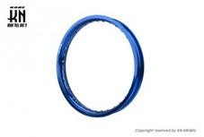 RCB アルミホイールリム【160-17】ブルー【36H】