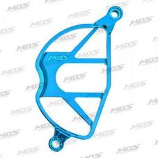 MOS クランクケースカバーフィルター【ブルー】アドレスV125