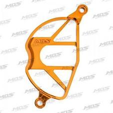 MOS クランクケースカバーフィルター【オレンジ】アドレスV125
