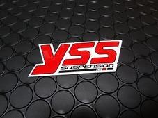 YSS RACING ステッカー タイプ2