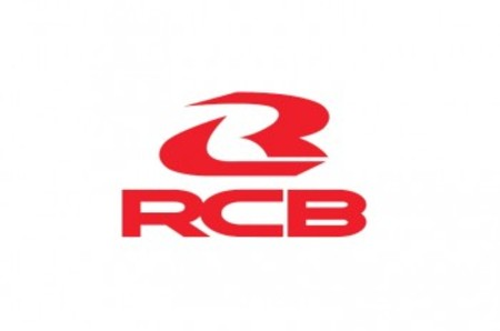 RCB スイングアームスプール【KAWASAKI系】M10【ブルー】
