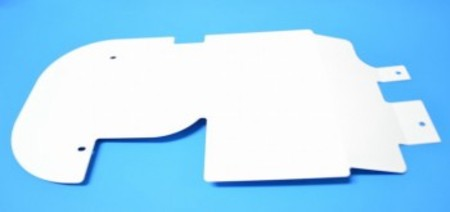 ZOOMER【NCY】ラゲッジボード【ホワイト】