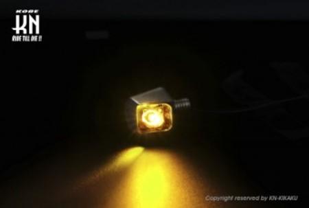 KOSO【Rough Craft ION】極小LEDウインカー