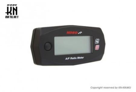 KOSO Mini4 デジタル空燃比計【ナローバンドタイプ】汎用簡易型空燃比計