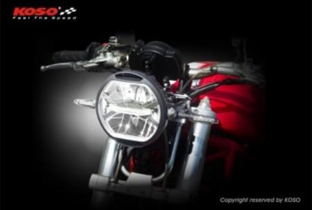 KOSO LEDヘッドライト【サンダーボルト】車検対応