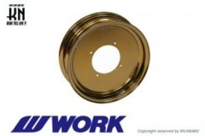 WORK Gee9s コラボレーションホイール【ブロンズ】12inch/3.5J【タイプLS】