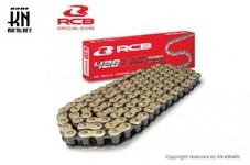 RCB ハードチェーン 【428-132コマ】HSシリーズ【ゴールド】