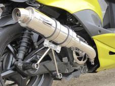 ホットラップ タイプ109マフラー ステンタイプ シグナスX (O2センサー車両)