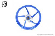 RCB 鍛造ホイール前後セット【FG525】【YZF-R25/R3】ブルー