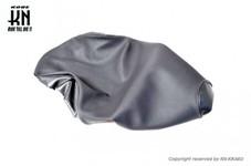2WAY シートカバー【ゴム入り】国産高品質【アドレスV125S(L0)】ディンプル/カーボン柄