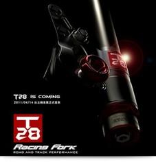 SHARKFACTORY【T28S-2JS】フロントフォーク【カラーオーダーお見積り】