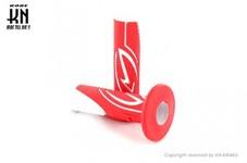 BCD ハンドルグリップ 【RED/WHITE】