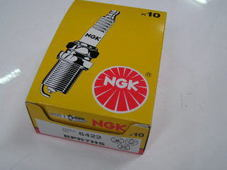 NGK BPR-8ES プラグ 10個 1ケース