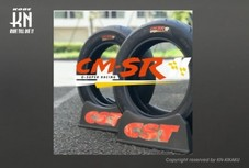 CST CM-SR 2nd 【100/90-12 49J TL】フロント用 CSTタイヤ チューブレス