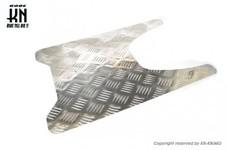 ジャイロキャノピー【TA02】フロアボード シルバー