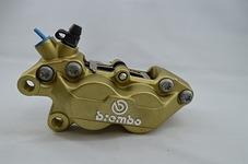 BREMBO 4POTキャスティングキャリパー40mmピッチ【左】
