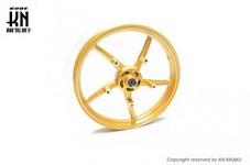 RCB 鋳造ホイール前後セット【SP522】【GSX-S150/GSX-R150】ゴールド
