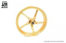 RCB 鋳造ホイール前後セット【SP522】【YZF-R25/R3】ゴールド