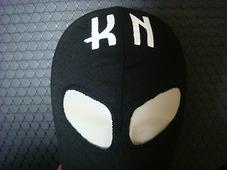 防寒頭巾 コットン 【KN】