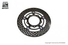 TAN-SHEN ディスクローター245mm 【シグナスX/BW'S125】ブラック