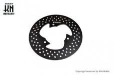 TAN-SHEN ディスクローター200mm リア用【シグナス4/5型/BW'S125 2型】ブラック