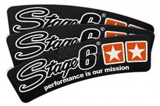 STAGE6【タイヤステッカー】Tire Sticker universal【79mm×24mm】1枚