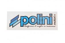 POLINI【ステッカー】Sticker【230mm×80mm】抜き字タイプ